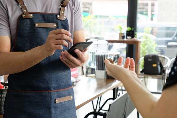 La manera tradicional de operar un restaurante.